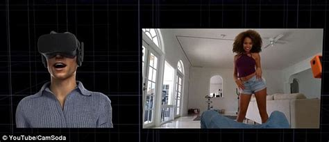 Camsoda Vr Platform Creates Virtual Reality Sex Platform