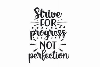 Perfection Progress Strive Svg Creativefabrica Graphic Clip