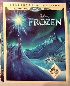 Slipcover - Frozen (Blu-ray Slipcover) (Disney Movie Club ...
