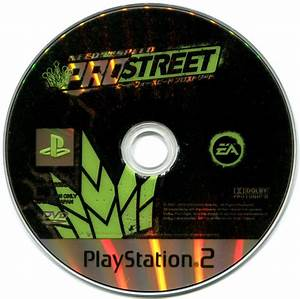Need for Speed: ProStreet (2007) PlayStation 2 box cover ...