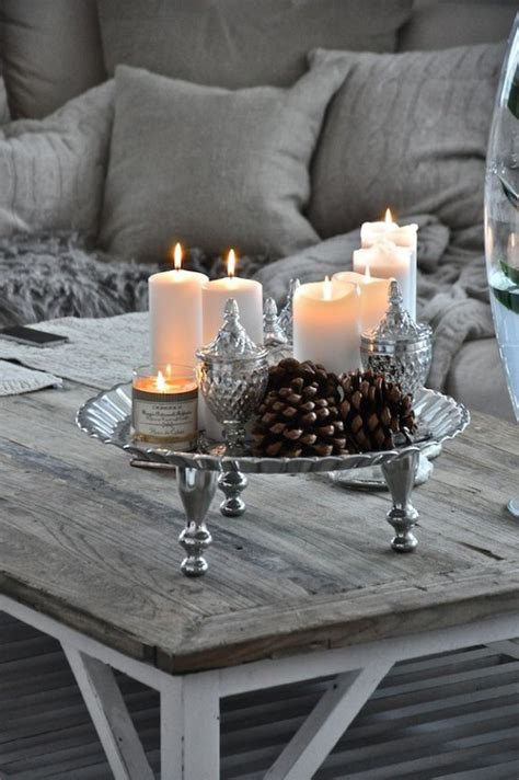 stylish christmas decor ideas   shades  grey