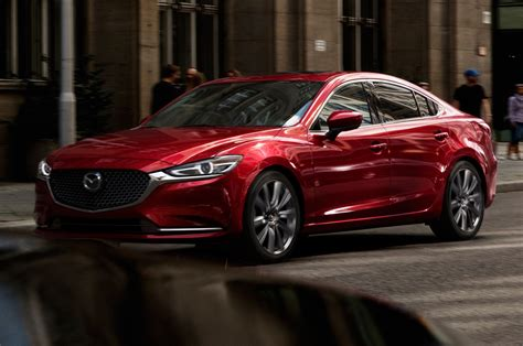 Will The 2018 Mazda6 Offer All-wheel Drive In The U.s