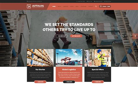 Best Web Design Company by 75 Best Business Services Web Design Templates Bashooka