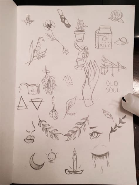 stick  poke tattoo ideas tumblr