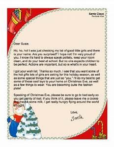 Best 25 Letter from santa template ideas on Pinterest