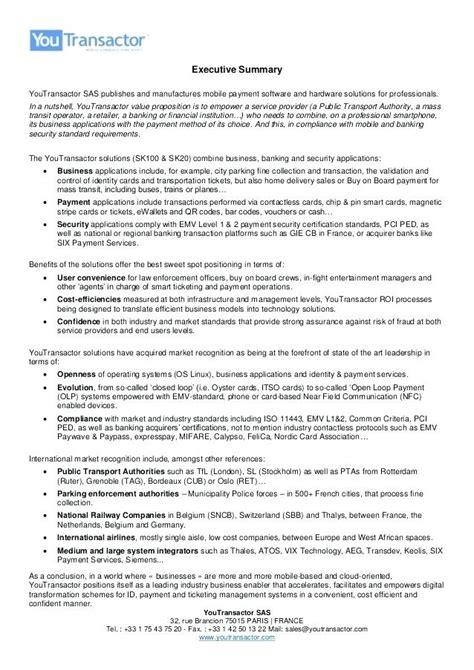 sample executive summary  research paper loginnelkrivercom