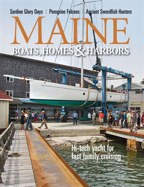 Boat Covers Maine by Maine Boats Homes Harbors International Regional