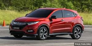 Honda Hrv 2018 : driven 2018 honda hr v rs facelift review in malaysia ~ Medecine-chirurgie-esthetiques.com Avis de Voitures
