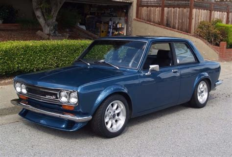 1972 Datsun 510 Sale by Ka24de Powered 1972 Datsun 510 5 Speed For Sale On Bat
