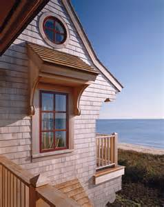 Cape Cod Shingle Style Beach House