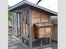 Chicken Coop Tour DIY coop, four chickens, cost about