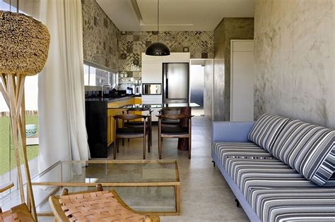 Tiny Designs Brilliant Box House With Bold Interiors. Island Kitchen Chairs. Dual Voltage Kitchen Appliances. Prefab Outdoor Kitchen Grill Islands. Kitchen Lighting Vaulted Ceiling