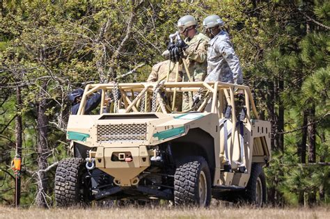 Polaris Dagor Ultra Light Combat Vehicle Army Technology