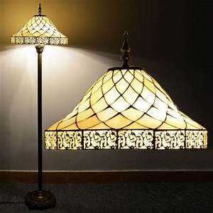 Lucia tiffany floor lamp for Lucia tiffany floor lamp