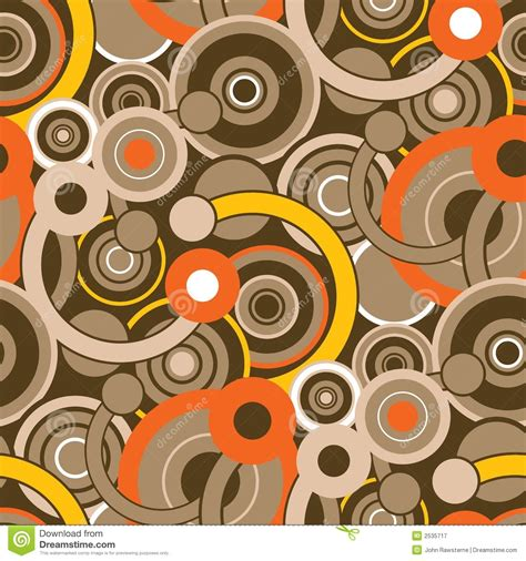 Seamless Retro Pattern Royalty Free Stock Photography ...