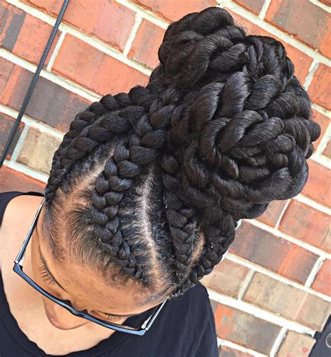 Hairstyles In Braids by 60 Inspiring Exles Of Goddess Braids Cornrow Updo
