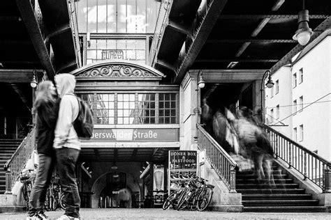 berlin blur  street photography berlin series martin