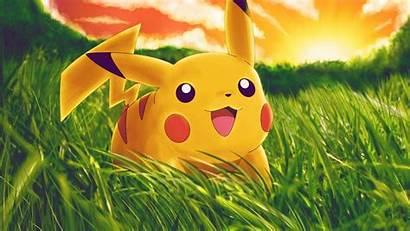 Wallpapers Pikachu Pokemon Animated Cave Pokemon