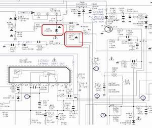 Solucionado  Televisor Sharp 21 U0026quot  Chasis Msc M27a