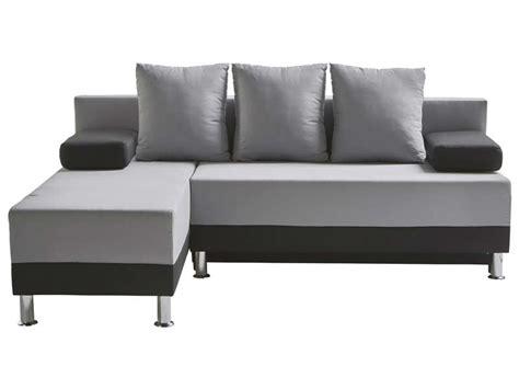 canapé d angle coffre de rangement canapé d 39 angle convertible 4 places en tissu coffre de