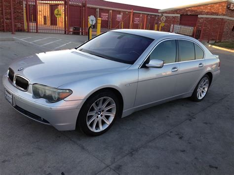 745i Bmw For Sale by 2005 Bmw 745i For Sale By Owner In Fort Worth Tx 76137