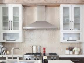 backsplash kitchen metal tile backsplashes hgtv