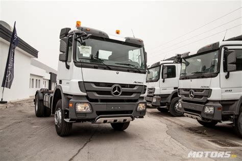 Nouvelle mercedes classe c la mini classe s. Prix camion Mercedes-Benz Actros porteur 4X2 2131 neuf ...