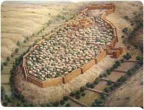 Jericho Ancient Bible City