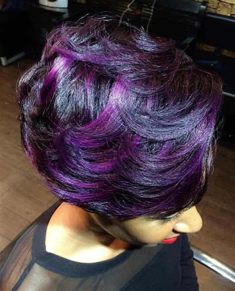 And Purple Hairstyles by 45 Best Hairstyles Using The Fashionable Shade Of Purple