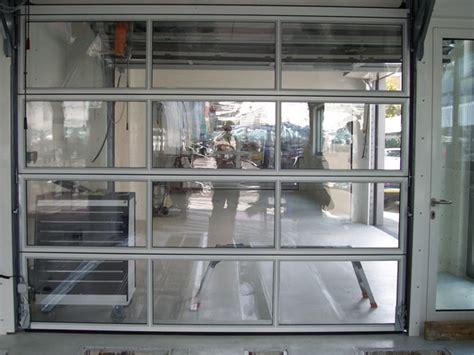 porte chambre coulissante porte sectionnelle transparente smf services vision