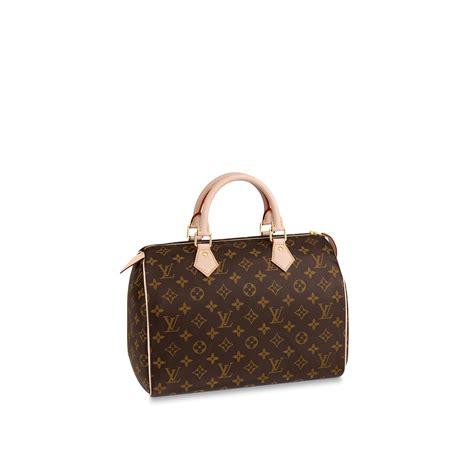 Speedy 30 Monogram Canvas Handtaschen Louis Vuitton