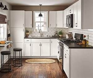 diamond reflection cabinets arcadia kitchen makeover With kitchen cabinets lowes with custom window stickers for cars