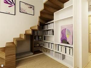 Bibliothèque Escalier Ikea : escalier biblioth que pour tirer profit de chaque recoin la maison ~ Teatrodelosmanantiales.com Idées de Décoration