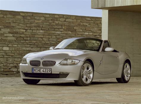 Bmw Z4 Roadster (e85) Specs & Photos  2006, 2007, 2008