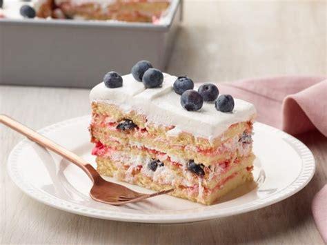 berry dessert lasagna recipe food network kitchen food
