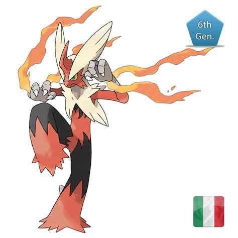 Blaziken (Shiny) 6 IVs Competitive - PokemonGet - Ottieni ...