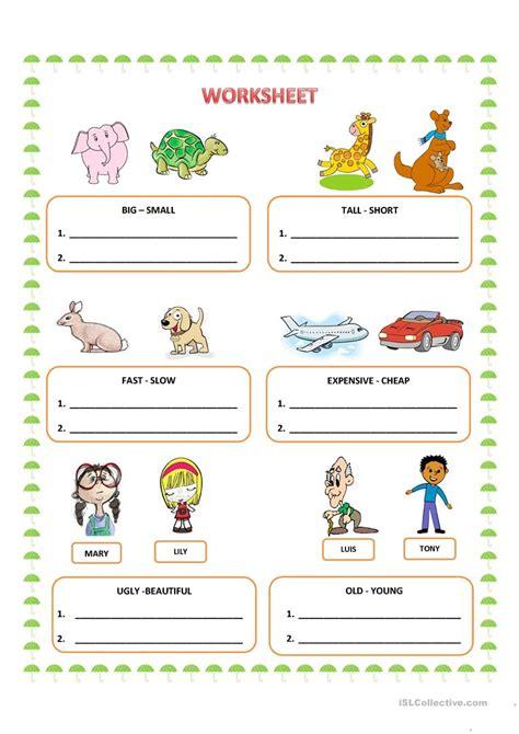 worksheet comparative adjectives worksheet grass fedjp