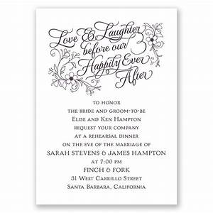 dinner invitation email With wedding rehearsal email invitations