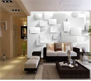 Great wall 3D large wall murals for living room Rose ...