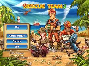 Rescue Team 3 - Download Free Full Games | Time Management ...