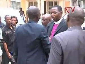 Rt. Rev. Ntagali elected new Archbishop - YouTube