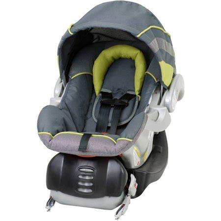 Baby Trend  Flex Loc Infant Car Seat, Carbon Walmartcom