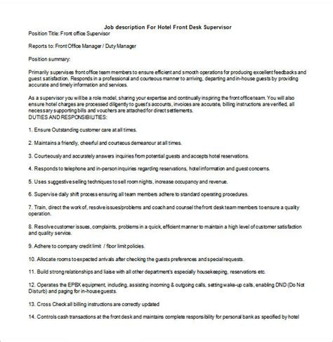 front desk clerk duties front desk clerk job description for resume hostgarcia
