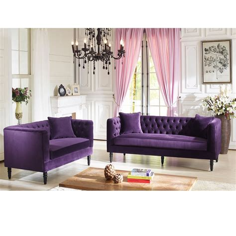 Fantastic Purple Sectional Couch To Know