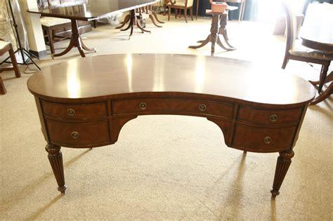 kidney shaped desk high end writing desks ideas greenvirals style