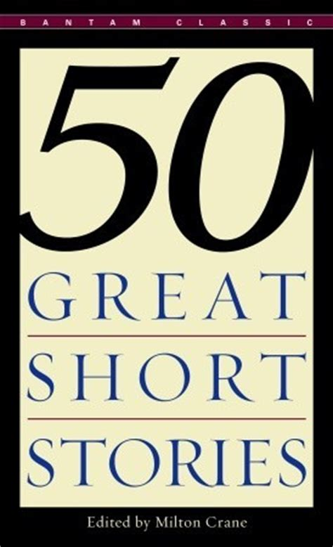 great short stories  milton crane