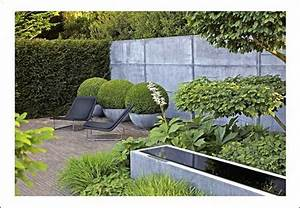 Moderne Gartengestaltung Mit Holz : design mit holz stein und metall medienservice architektur und bauwesen ~ Eleganceandgraceweddings.com Haus und Dekorationen