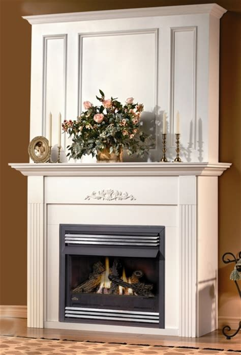 napoleon gvf vent  gas fireplace