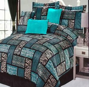Turquoise, Comforter, Sets, U2013, Homesfeed