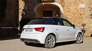 Audi A1 Essence : essai audi a1 sportback ~ Medecine-chirurgie-esthetiques.com Avis de Voitures